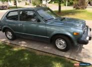 1978 Honda Civic for Sale