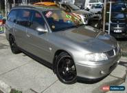 2002 Holden Commodore VX II Executive Tungsten Automatic 4sp A Wagon for Sale