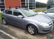 2007 VAUXHALL ASTRA CLUB CDTI SILVER for Sale