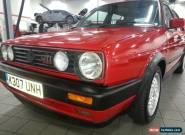 VW GOLF MK2 GTI 16V 1992 K REG for Sale