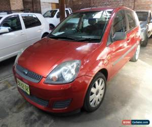 Classic 2008 Ford Fiesta LX Automatic - only 90,000kms!!! for Sale