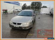 2002 Holden Commodore VX II Acclaim Gold Automatic 4sp A Wagon for Sale
