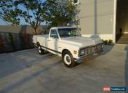 1972 Chevrolet Other Pickups C-20 for Sale