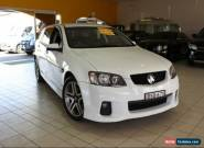 2010 Holden Commodore VE II SV6 White Automatic A SPORTS WAGON for Sale