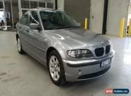2003 BMW 318I E46 Executive Grey Metallic Automatic 5sp A Sedan for Sale