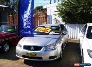 2008 Holden Epica EP MY09 CDX Silver Automatic 6sp A Sedan for Sale