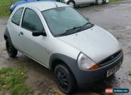 FORD KA STUDIO 2008 1300cc  Silver for Sale