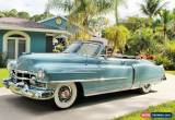 Classic 1951 Cadillac Other for Sale