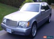 Mercedes-Benz: S-Class SEL for Sale
