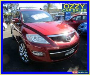 Classic 2008 Mazda CX-9 Luxury Burgundy Automatic 6sp A Wagon for Sale