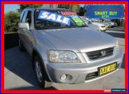 2000 Honda CR-V (4x4) Sport Silver Automatic 4sp A Wagon for Sale