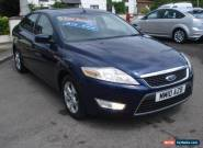 2010 10 Ford Mondeo 1.8TDCi 125  Zetec 5dr for Sale
