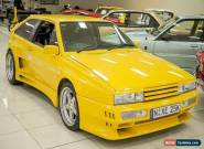 1985 Volkswagen Scirocco Yellow 5 SP M Coupe for Sale