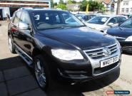 2007 07. Volkswagen Touareg 5.0TDI V10 Auto SE Diesel 4x4 for Sale