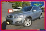 Classic 2011 Holden Captiva CG Series II 7 CX (4x4) Grey Automatic 6sp A Wagon for Sale