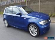 BMW 116 1.6 2007MY i M Sport for Sale