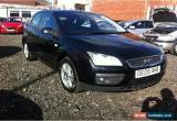 Classic Ford Focus 1.6 2005.5MY Ghia for Sale