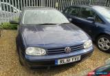 Classic Volkswagen Golf 1.6 5 door Air Con for Sale