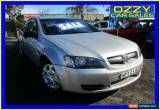 Classic 2007 Holden Commodore VE MY08 Omega Silver Automatic 4sp A Sedan for Sale