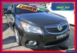 Classic 2011 Holden Cruze JH SRi V Black Automatic 6sp A Sedan for Sale