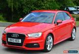 Classic 2013 13 AUDI A3 1.6 TDI S LINE 3D 105 BHP DIESEL for Sale