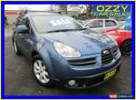 2007 Subaru Tribeca MY07 3.0R Premium (5 Seat) Blue Automatic 5sp A Wagon for Sale