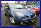 Classic 2007 Subaru Tribeca MY07 3.0R Premium (5 Seat) Blue Automatic 5sp A Wagon for Sale