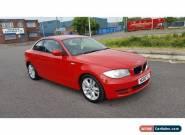 BMW 118 2.0TD 2010MY d SE for Sale
