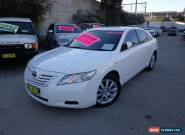 2008 Toyota Camry ACV40R 07 Upgrade Altise White Automatic 5sp A Sedan for Sale