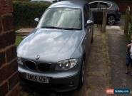 2005 BMW 120D SE BLUE for Sale