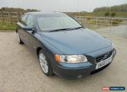 Volvo S60 2.4 ( 185bhp ) 2007MY D5 Sport for Sale