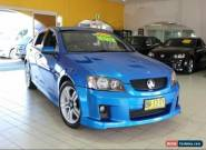 2010 Holden Commodore VE MY10 SV6 Blue Automatic 6sp A Sedan for Sale