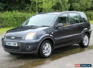 Ford Fusion 1.6 Zetec Climate 5 Door PETROL MANUAL 2007/07 for Sale