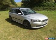 VOLVO V50 SPORT 2.4 AUTO/TIPTRONIC  ESTATE for Sale