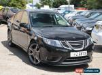 2008 Saab 9-3 2.8 V6 TURBO X 4 DOOR Black for Sale