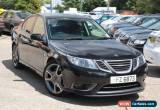 Classic 2008 Saab 9-3 2.8 V6 TURBO X 4 DOOR Black for Sale