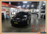 2009 Holden Caprice WM MY10 Black Automatic 6sp A Sedan for Sale