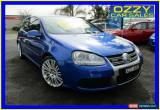Classic 2006 Volkswagen Golf 1K R32 Blue Automatic 6sp A Hatchback for Sale