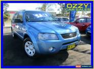 2006 Ford Territory SY TX (4x4) Blue Automatic 6sp A Wagon for Sale