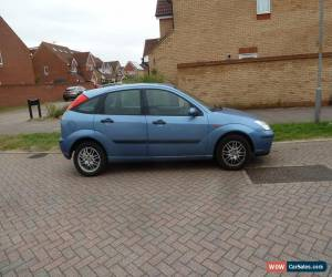 Classic 2003/03 FORD FOCUS 1.6 LX 5DR BLUE AC NO RESERVE for Sale