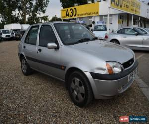 Classic 2001 FORD FIESTA FREESTYLE SILVER 5 Door for Sale