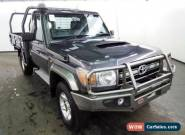 2013 Toyota Landcruiser VDJ79R MY12 Update GXL (4x4) Grey Manual 5sp M for Sale