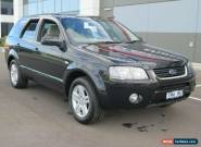 2005 Ford Territory SX TX (RWD) Silhouette Automatic 4sp A Wagon for Sale