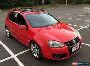 2006 Volkswagen Golf 1K GTi Automatic 6sp A Hatchback for Sale