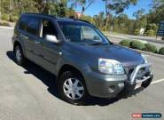 2007 Nissan X-Trail ST Grey Automatic 4sp A Wagon for Sale