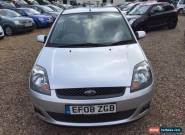 2008 Ford Fiesta 1.4 Zetec Blue Edition 3dr for Sale