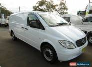 2008 Mercedes-Benz Vito MY08 115CDI Extra Long White Automatic 5sp A Van for Sale