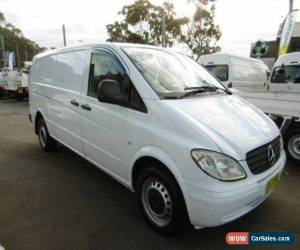 Classic 2008 Mercedes-Benz Vito MY08 115CDI Extra Long White Automatic 5sp A Van for Sale