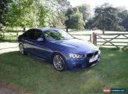 BMW 3 SERIES 330d M Sport , Blue, Auto, Diesel, 2013  for Sale