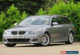 Classic BMW 525 2.5 auto 2006MY i M Sport Touring SATNAV LEATHER for Sale